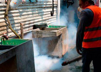 El jefe de la región metropolitana del Distrito Central, Harry Book, dijo que los capitalinos no están permitiendo las fumigaciones y operativos en sus viviendas.