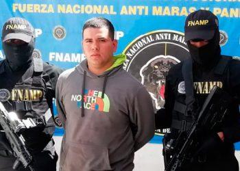 """Elfre Josué Fernández Carrasco, conocido en el mundo criminal con el alias del """"Gordo""""."""