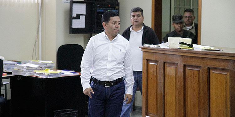 Hernán Trejo Chávez fue hallado culpable por lavado de activos, no pudo justificar más de 6 millones de lempiras.