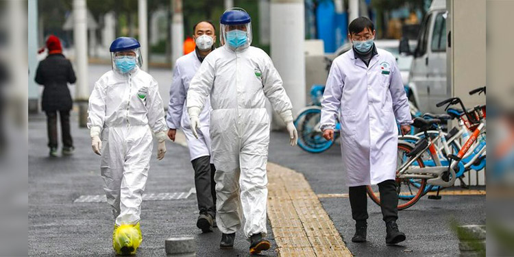 Primer día sin muertes por coronavirus en China desde comienzo de epidemia
