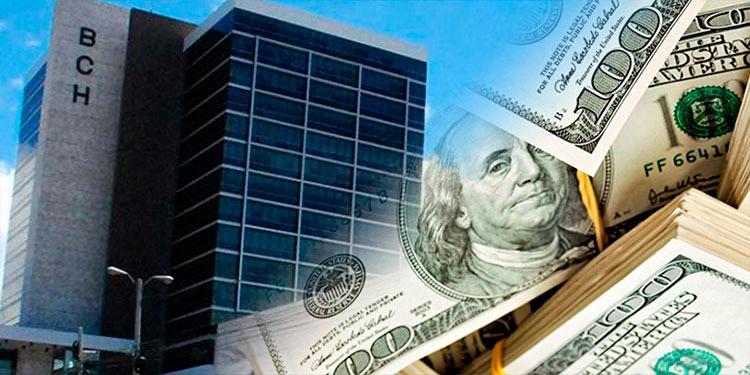El servicio de deuda externa total durante 2019 fue $1,797.1 millones, equivalente a L44,334 millones.