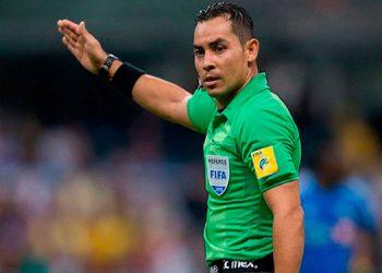 El árbitro Héctor Rodríguez ha sido nominado para dirigir en el Premundial Sub-20.