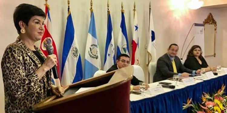 María Antonia Rivera inauguró la primera Ronda de trabajo con participación de las instancias y grupos técnicos de los países que conforman el Subsistema Económico Centroamericano.