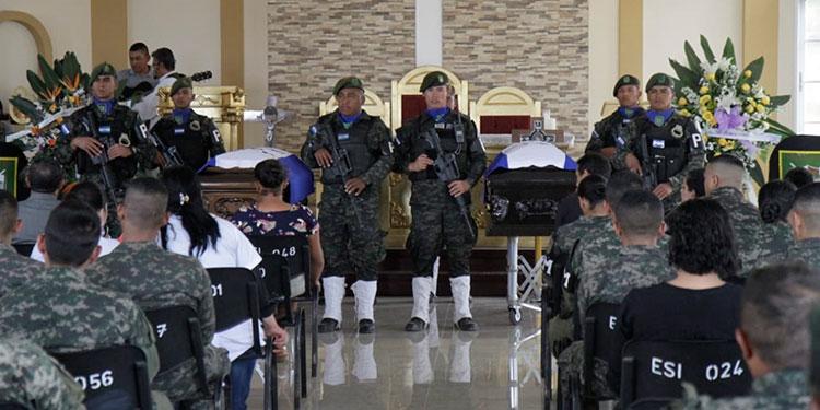 Seis detenidos en Honduras por liberar a pandillero con tiroteo en tribunal