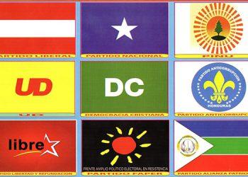 En las últimas elecciones del 2017 participaron nueve partidos. En el 2021 serían 19.