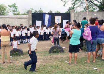 Educación trabaja en protocolos para un retorno seguro a clases en Honduras