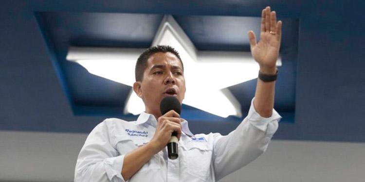 Reinaldo Sánchez llama a construir un nuevo pacto por Honduras