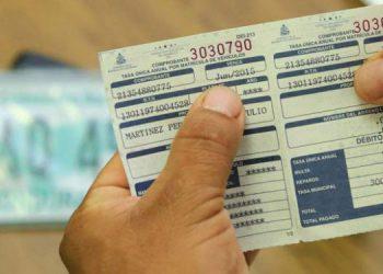 El gobierno hasta el momento no contempla ajustes en el pago de la tasa vehicular.