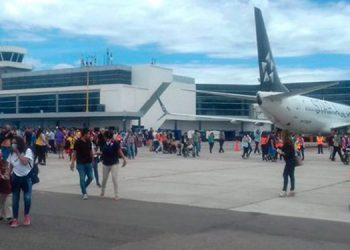 Habilitarán temporalmente vuelos para ingreso de hondureños que desean retornar al país