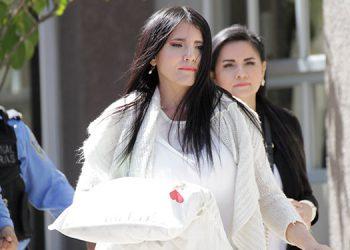 Jessica Paz Castellanos, se le acusa de lavar 166,457,664.30 lempiras.