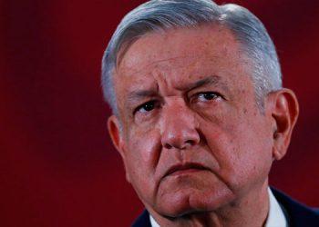 Andrés Manuel López Obrador. AP