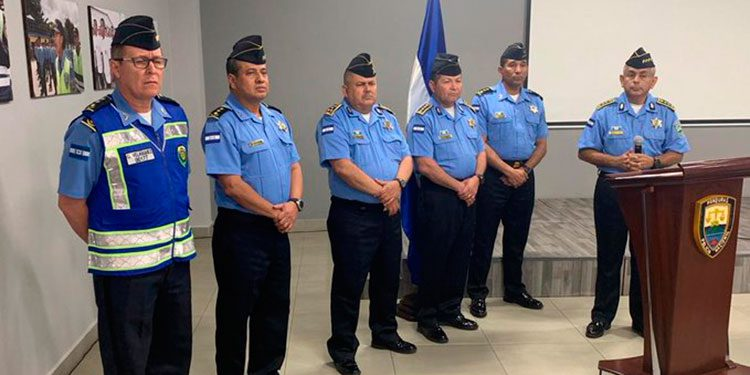El directorio de la Policía Nacional considera que el objetivo es desacreditar la reforma policial.