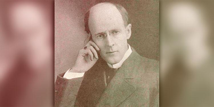 1 El abogado Paul Harris fundador en 1905 hace 115 años del movimiento rotario