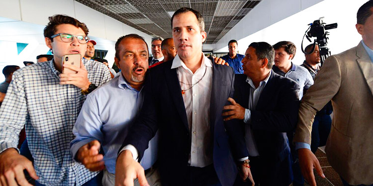 Aliados de Guaidó reciben tajada de presupuesto