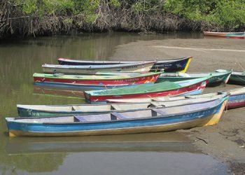 """34 embarcaciones decomisadas por la naval """"nica"""" serán solicitadas por Cancillería."""