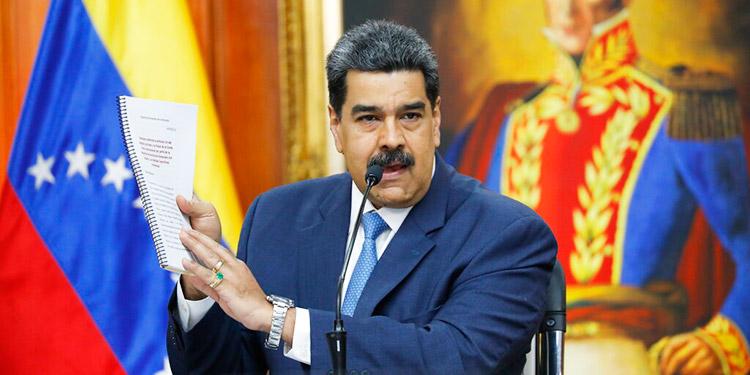 """Venezuela denuncia """"provocación"""" de EEUU por cercanía de un buque de guerra"""