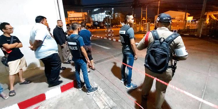 Autor de la masacre en Tailandia fue ultimado por la policía