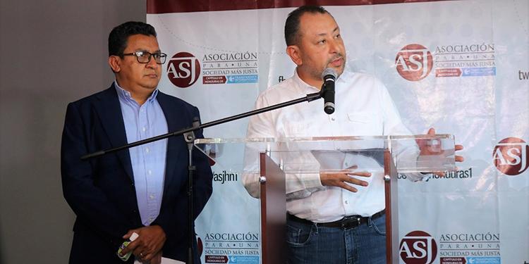 ASJ reacciona sobre caso de Rosa Elena Bonilla, exprimera dama de Honduras