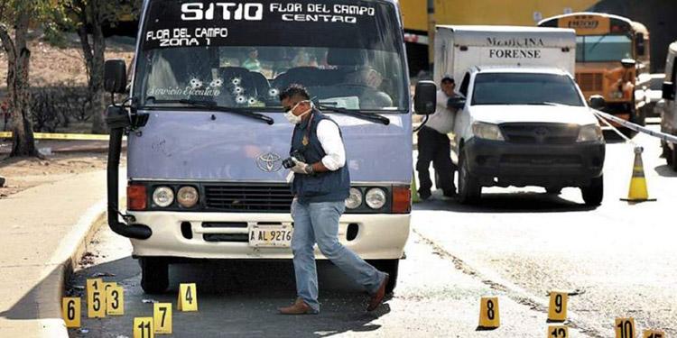 Los casos continúan en impunidad, según el Comisionado Nacional de Derechos Humanos (Conadeh).