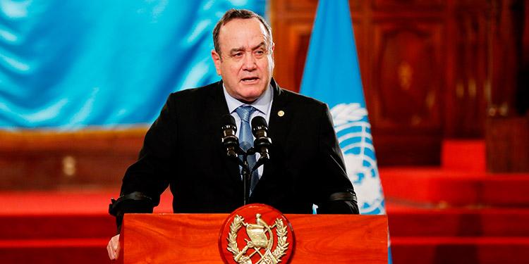 Guatemala eleva a amarilla la alerta institucional por el coronavirus