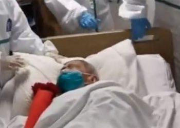 Coronavirus ataca al personal médico de España e Italia