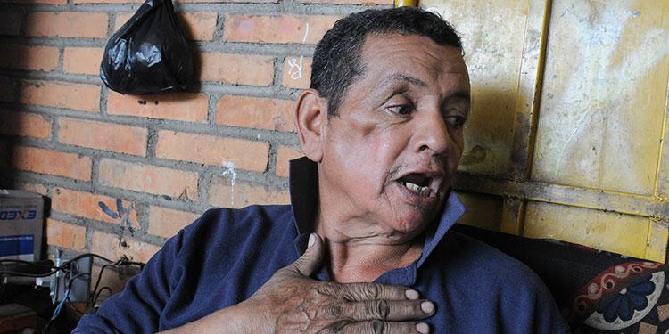 Jorge Zapata, del infierno a la gloria de Dios.