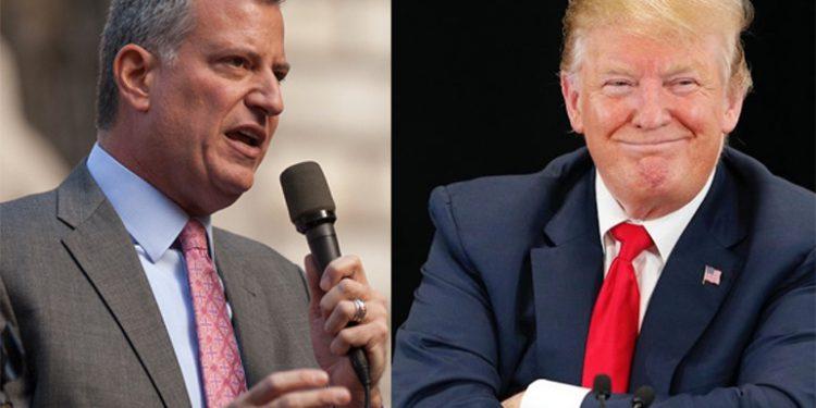 Nueva York contradice a Trump y cree que es inconcebible salir de crisis en abril