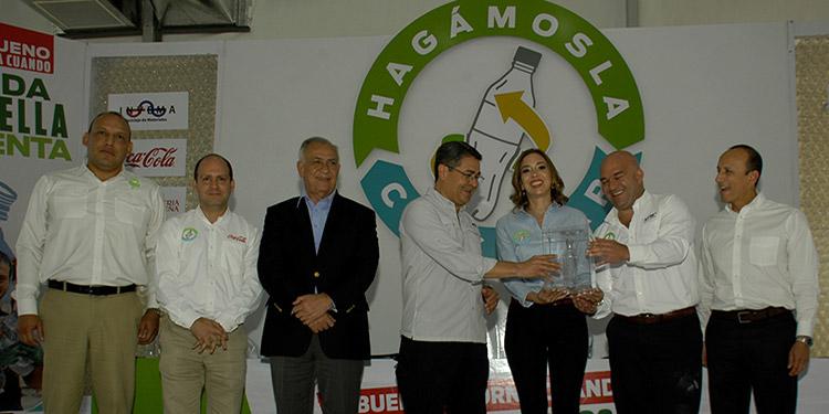 """""""Hagámosla Circular"""" el programa lanzado en Honduras como punto de partida para conformar un movimiento social."""