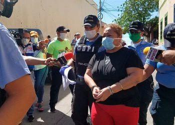 Cae acusada de atentar contra Wilson Berríos