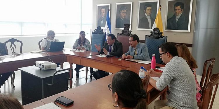 Los expertos del Comité Técnico Universitario iniciaron sus actividades preventivas.