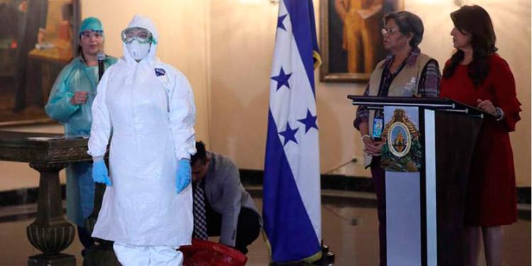 Más vulnerables al coronavirus 800 mil hondureños