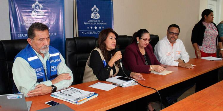 Aumentan a ocho los casos de coronavirus en Honduras