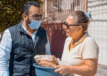 Diputado Karlo Villatoro dona su salario en apoyo a emergencia