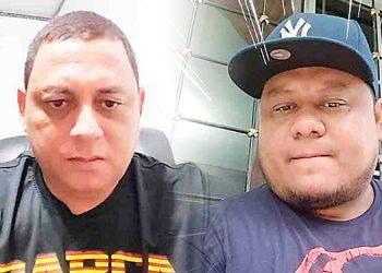 Luis Connolly Lagos. y Jorge Omar Guifarro.