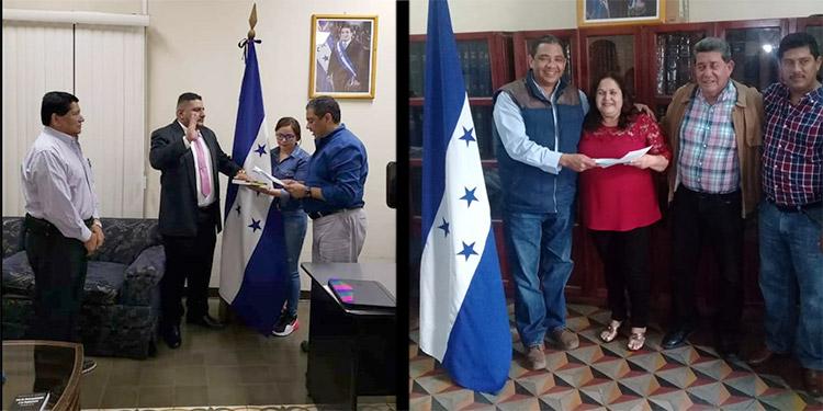Nueva Armenia ahora en conflicto con 2 alcaldes