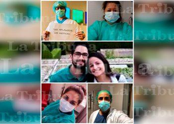 'Héroes Catrachos' en primera línea de atención por coronavirus en España