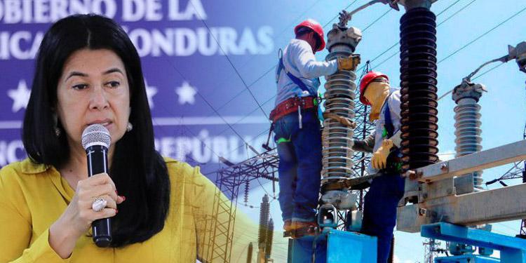 """Miriam Guzmán: """"El déficit pudiese andar en el orden de cien megas""""."""