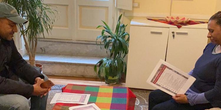 La cónsul de Honduras en Italia, Giselle Canahuati, detalló que afortunadamente no se reportan compatriotas infectados con coronavirus.