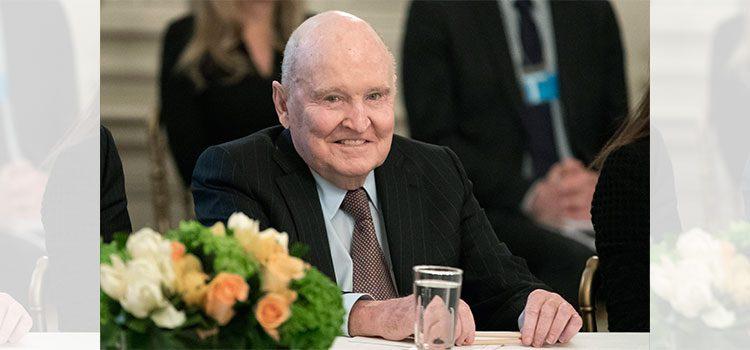 Muere Jack Welch, gurú ejecutivo que multiplicó el valor de General Electric