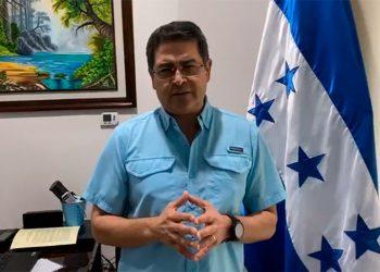 Presidente Hernández apela a solidaridad del sistema financiero (Audio)