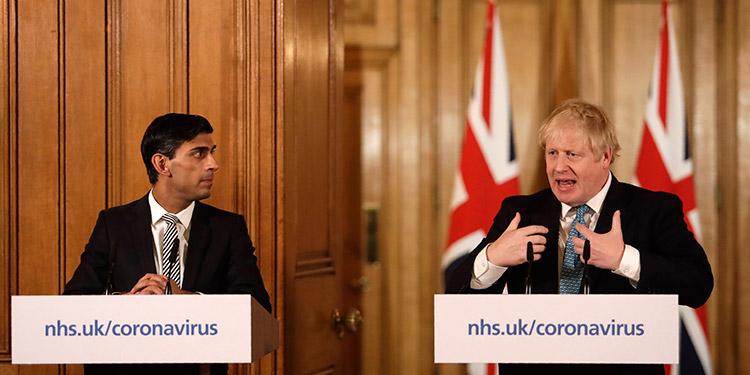 Londres refuerza lucha contra coronavirus tras alarmante advertencia científica