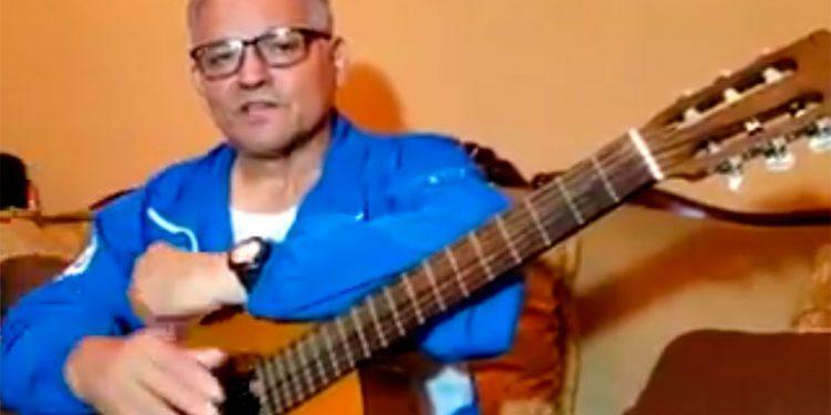 General Maldonado Galeas dedica canción a servidores públicos que luchan contra COVID-19
