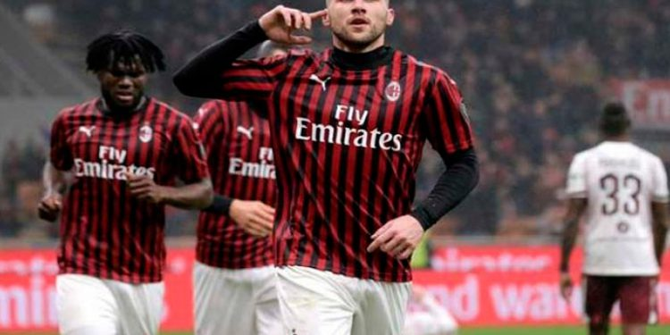El Juve-Milan de Copa, sin público de Lombardia y Véneto