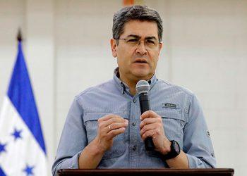 Presidente Hernández viaja a Houston a gira de trabajo sobre TPS