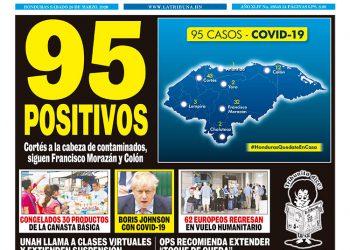95 POSITIVOS