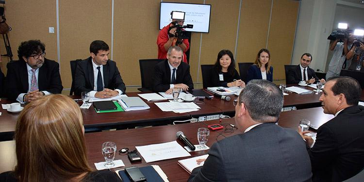El Fondo Monetario Internacional vendrá a Honduras entre la última semana de abril y la primera semana de mayo.