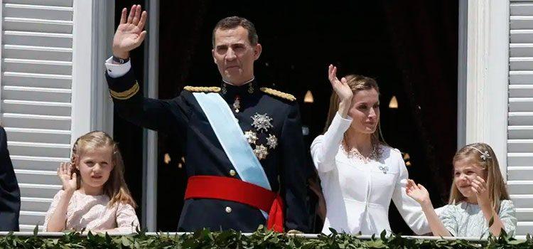 Los reyes de España podrían tener coronavirus