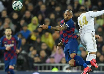 FINAL: Real Madrid 2–0 Barcelona