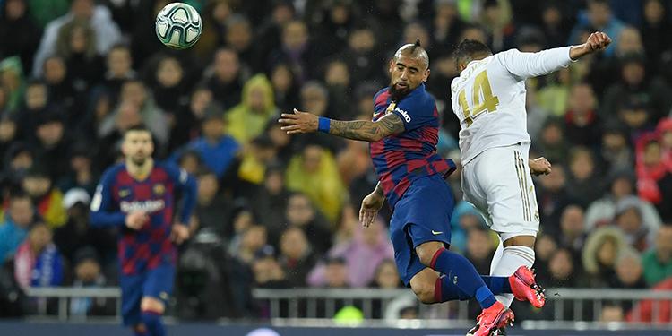FINAL: Real Madrid 2–0 Barcelona