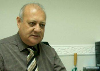 Salomón Galindo, secretario de la Liga Nacional.